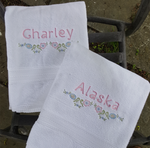 towels for sisters
